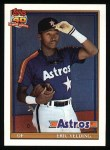 1991 Topps #59  Eric Yelding  Front Thumbnail