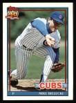 1991 Topps #501  Mike Bielecki  Front Thumbnail