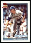 1991 Topps #348  Todd Stottlemyre  Front Thumbnail