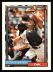1992 Topps #348  Rick Wilkins  Front Thumbnail