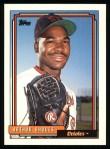 1992 Topps #771  Arthur Rhodes  Front Thumbnail