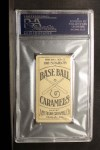 1909 E90-1 American Caramel  Home Run Baker  Back Thumbnail