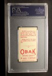 1911 T212 Obak RED Ward  Back Thumbnail