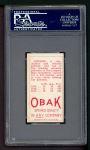 1911 T212 Obak RED Jensen  Back Thumbnail