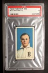 1909 T206  Bill Malarkey  Front Thumbnail