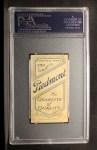1909 T206  Tony Thebo  Back Thumbnail