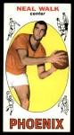 1969 Topps #46  Neal Walk  Front Thumbnail