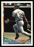 1994 Topps #730  Bobby Bonilla  Front Thumbnail