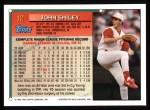 1994 Topps #12  John Smiley  Back Thumbnail