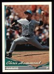 1994 Topps #189  Chris Hammond  Front Thumbnail