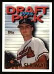 1995 Topps #6  Jacob Shumate  Front Thumbnail
