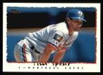 1995 Topps #134  Tim Spehr  Front Thumbnail