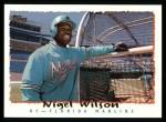 1995 Topps #506  Nigel Wilson  Front Thumbnail