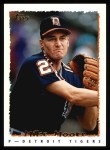 1995 Topps #576  Mike Moore  Front Thumbnail