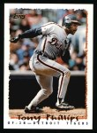 1995 Topps #541  Tony Phillips  Front Thumbnail