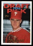 1995 Topps #421  Ryan Nye  Front Thumbnail