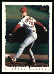 1995 Topps #99  Cris Carpenter  Front Thumbnail