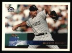 1996 Topps #51  Darren Holmes  Front Thumbnail