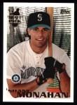 1996 Topps #238  Shane Monahan  Front Thumbnail
