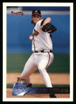 1996 Topps #49  Mark Wohlers  Front Thumbnail