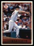 1997 Topps #66  Tim Wakefield  Front Thumbnail