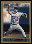 1998 Topps #188  Tom Candiotti  Front Thumbnail