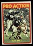 1972 Topps #262   -  Ray May Pro Action Front Thumbnail