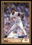 1999 Topps #449   -  Pedro Martinez Strikeout Kings Front Thumbnail