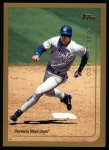 1999 Topps #80  Jose Canseco  Front Thumbnail
