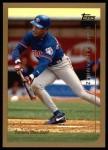 1999 Topps #196  Tony Fernandez  Front Thumbnail