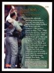 1999 Topps #200   -  David Wells  Highlights Back Thumbnail
