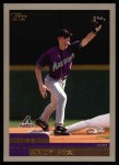 2000 Topps #263  Andy Fox  Front Thumbnail