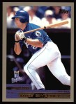 2000 Topps #59  Mike Sweeney  Front Thumbnail