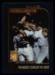 2001 Topps #405   New York Yankees Front Thumbnail