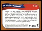 2002 Topps #655   Los Angeles Back Thumbnail