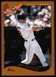 2002 Topps #384  Jeff Conine  Front Thumbnail
