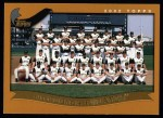 2002 Topps #663   Pittsburgh Pirates Front Thumbnail