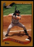 2002 Topps #50  Jeff Bagwell  Front Thumbnail