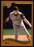 2002 Topps #198  Jimmy Anderson  Front Thumbnail