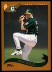 2002 Topps #376  Cory Lidle  Front Thumbnail