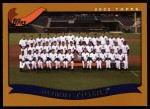 2002 Topps #651   Detroit Tigers Front Thumbnail