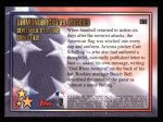 2002 Topps #360   -  Curt Schilling United We Stand Back Thumbnail