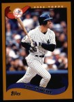 2002 Topps #117  Paul O'Neill  Front Thumbnail