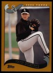 2002 Topps #12  Mark Buehrle  Front Thumbnail