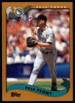 2002 Topps #3  Brad Penny  Front Thumbnail