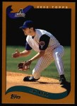 2002 Topps #262  Jay Bell  Front Thumbnail