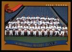 2002 Topps #670   Toronto Blue Jays Front Thumbnail