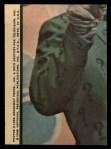 1966 Topps Batman Color #16   Bruce Wayne & Dick Grayson Back Thumbnail