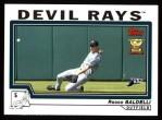 2004 Topps #240  Rocco Baldelli  Front Thumbnail