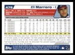 2004 Topps #476  Eli Marrero  Back Thumbnail